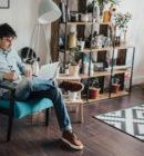 millennial-laptop-home